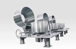 LBF系列平板式密闭全翻壳洁净型离心机